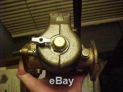 Rebuilt Marvel Schebler Brass Body DLTX 8 John Deere A Tractor Carburetor 2 Year
