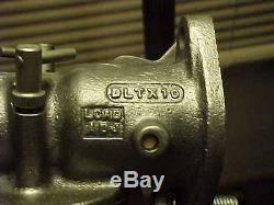 Rebuilt Marvel Schebler DLTX 10 John Deere B Tractor Carburetor 2 Year Warranty