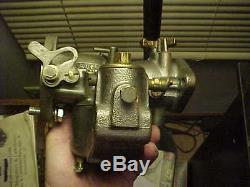 Rebuilt Marvel Schebler DLTX 18 John Deere A Tractor Carburetor 2 Year Warranty