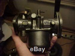 Rebuilt Marvel Schebler DLTX 46 John Deere H Tractor Carburetor 2 Year Warranty