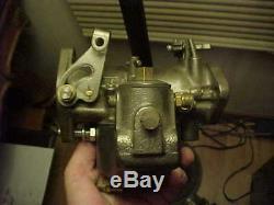 Rebuilt Marvel Schebler DLTX 53 John Deere A Tractor Carburetor 2 Year Warranty