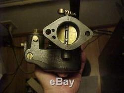 Rebuilt Marvel Schebler DLTX 63 John Deere D Tractor Carburetor 2 Year Warranty