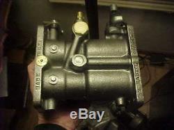 Rebuilt Marvel Schebler DLTX 75 John Deere 50 520 530 Tractor Carburetor 2 Year