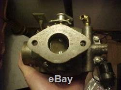Rebuilt Marvel Schebler TSX 245 John Deere M MT 40 320 330 Tractor Carburetor