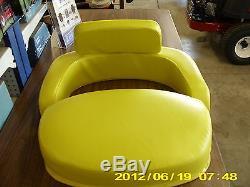 Seat Cushion Set For John Deere 2010,2510,2520,3010,3020,4010,4020, Tractors