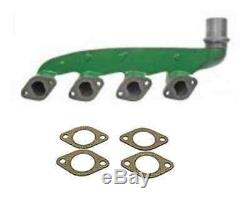 T20249 Manifold With Gaskets For John Deere Tractor 2020 2030 2510 2520 2630