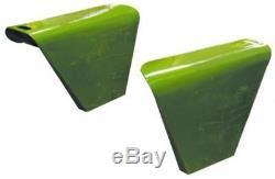 Two (2) Left & Right Side Fenders for John Deere 2010 2030 2150 2155 2350 2355