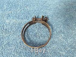 Vintage Dodge Ratrod Jeep Ford Chevy A-12 Radiator Hose Clamp Nos Studebaker 317
