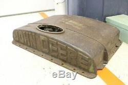 Vintage John Deere Antique Tractor Cast Iron Radiator Part
