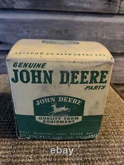 Vintage John Deere Tractor Parts Tachometer Gauge Hour Gauge OEM Gauge Parts