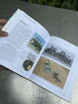 Vtg JOHN DEERE Books TRACTORS Equipment Volume 1 2 Lot Parts Catalog Farm