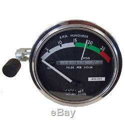 White Needle Tachometer for John Deere 3010 4000 4010 4020 4320 4520 5010 6030